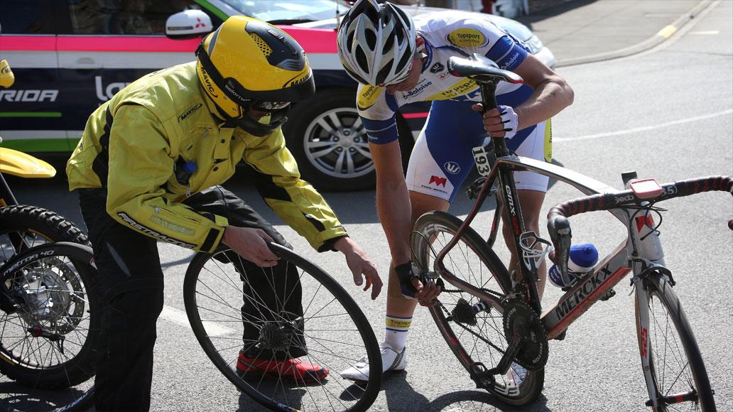 Motor-Doping: So funktioniert der Felgenantrieb - RennRad Magazin