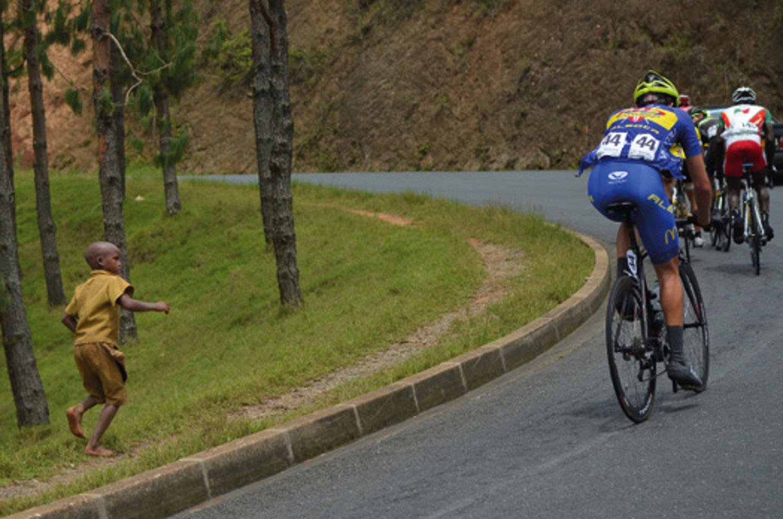 Tour du Ruanda Kehre