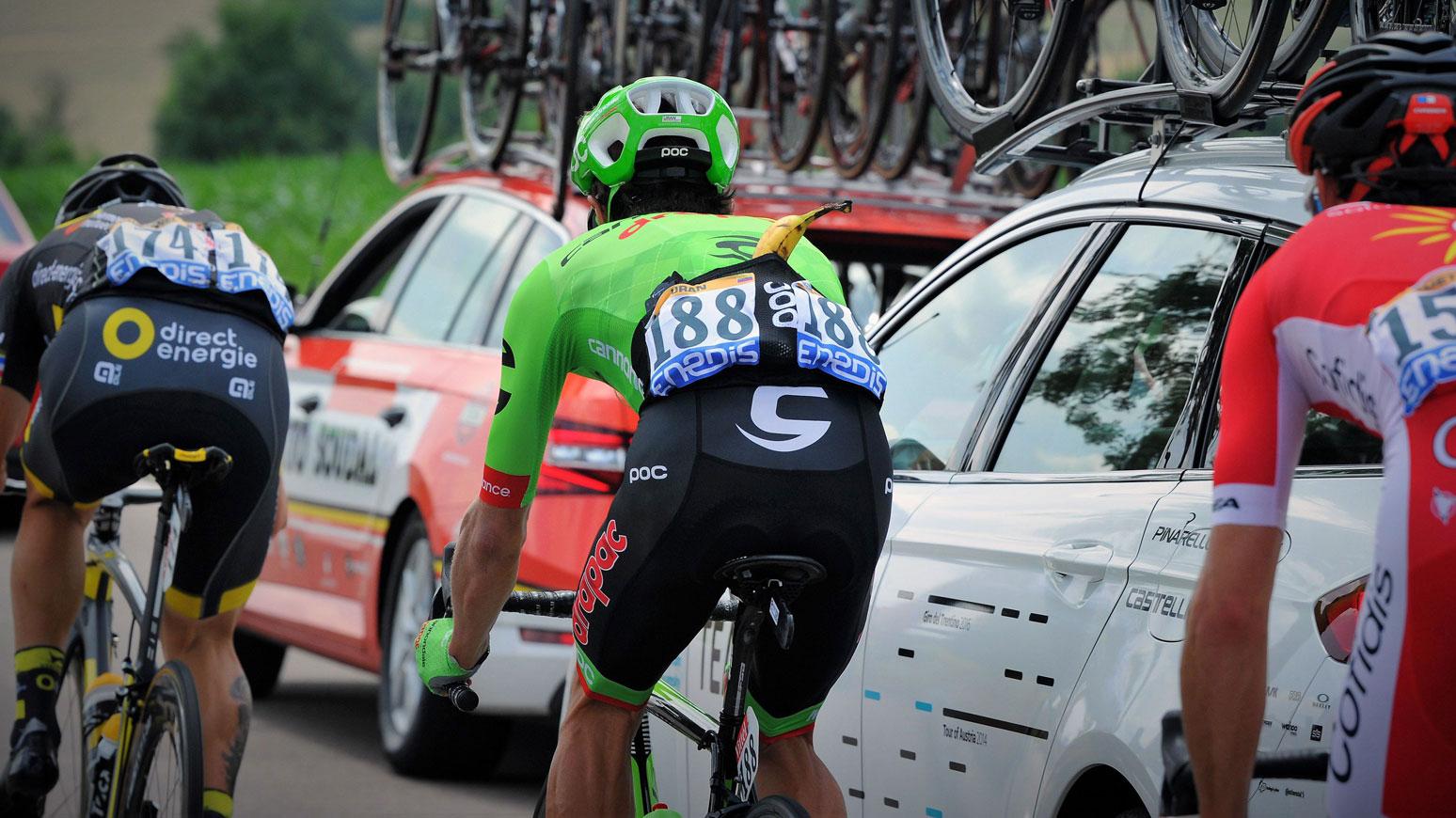 Ausgewogene Ernährung für Radfahrer