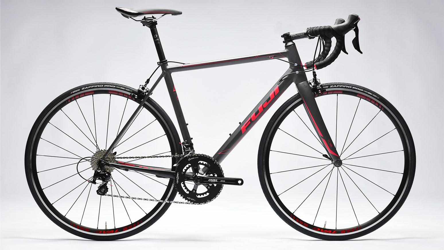 Test-Rennrad-Fuji-Roubaix-Rennrad