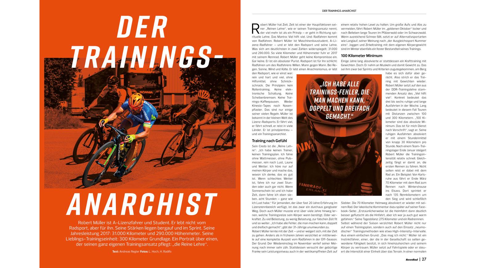 Rober-Müller-Radsport