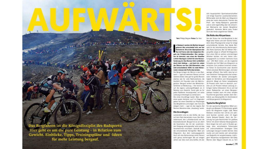 Schneller-bergauf-Rennrad