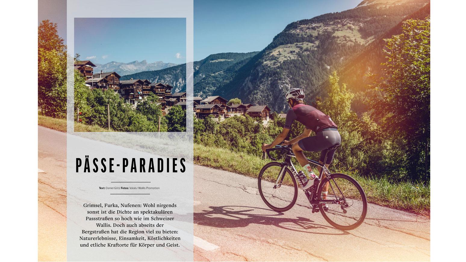 Rennrad-Wallis-Touren