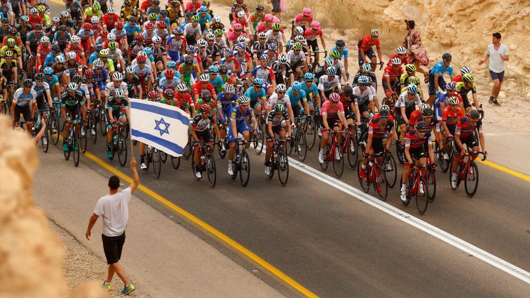 Israel: Giro in der Wüste