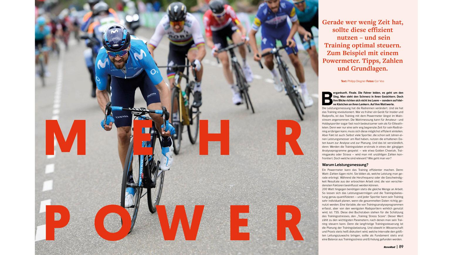 Trainingspläne-Radsport-Effizient