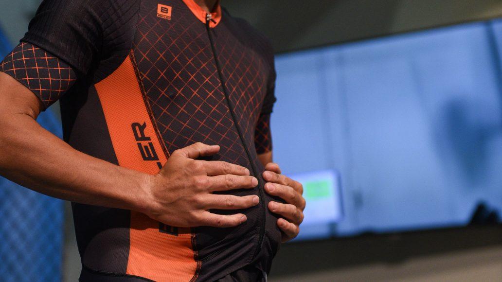 Bauch-schneller-Radfahren