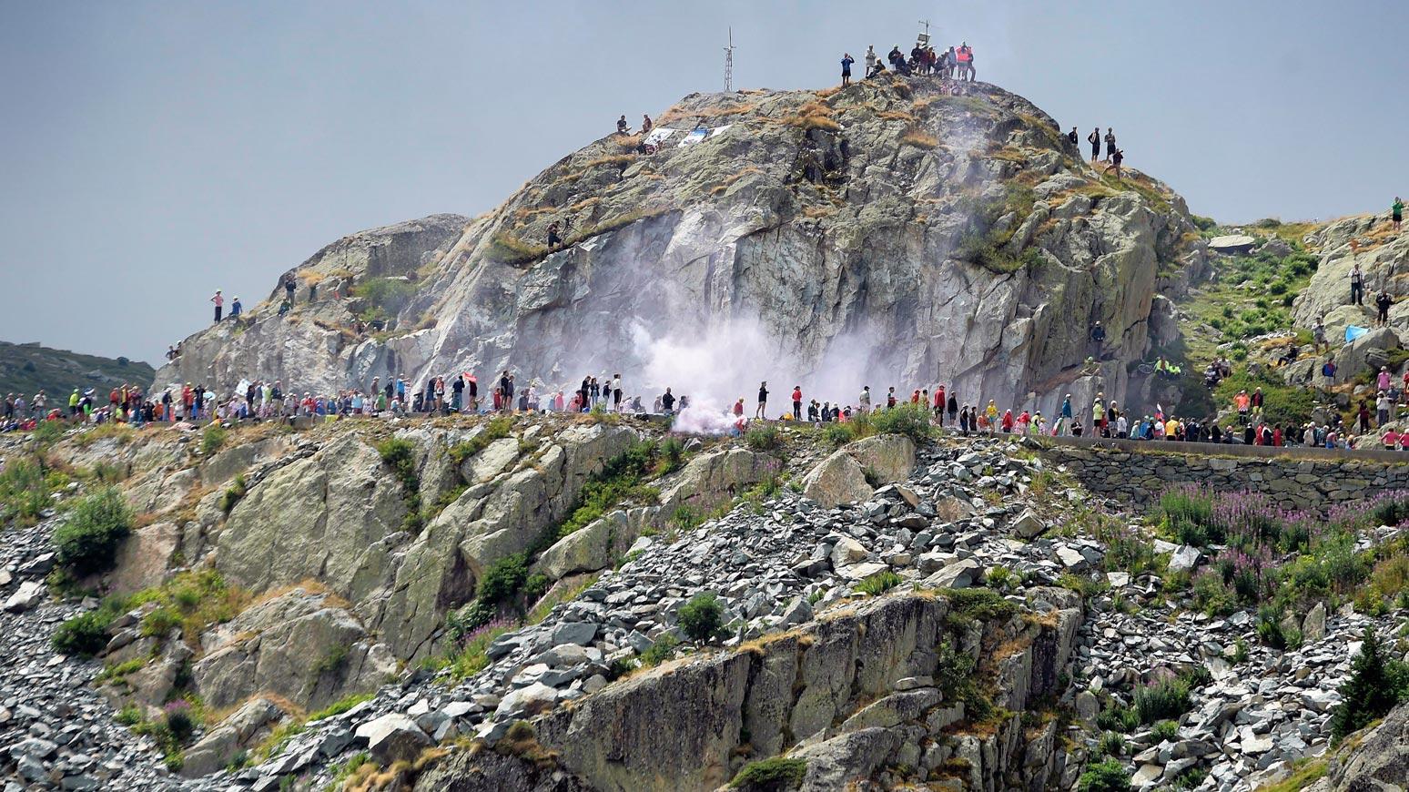 Alpe-D'Huez-anstieg-rekord