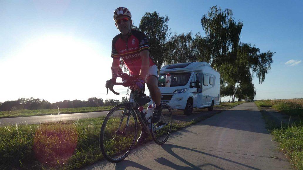 Extremradsportler Michael Büttner: zwei Weltrekorde auf der ...