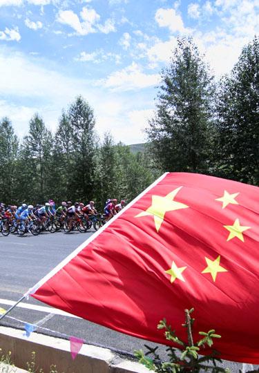 Tour of Qinghai Lake