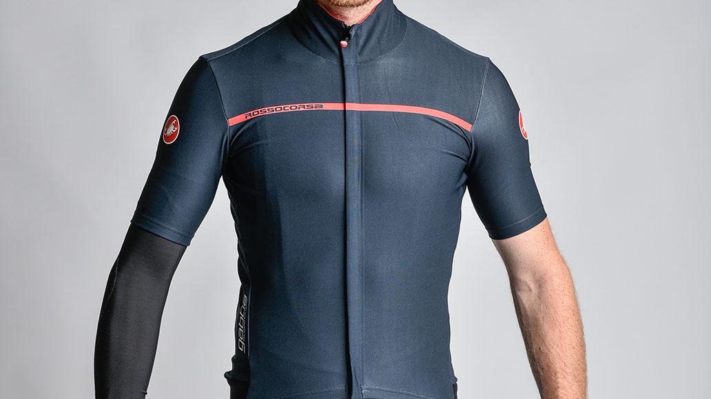 Castelli, Fahrrad-Trikots, Armlinge