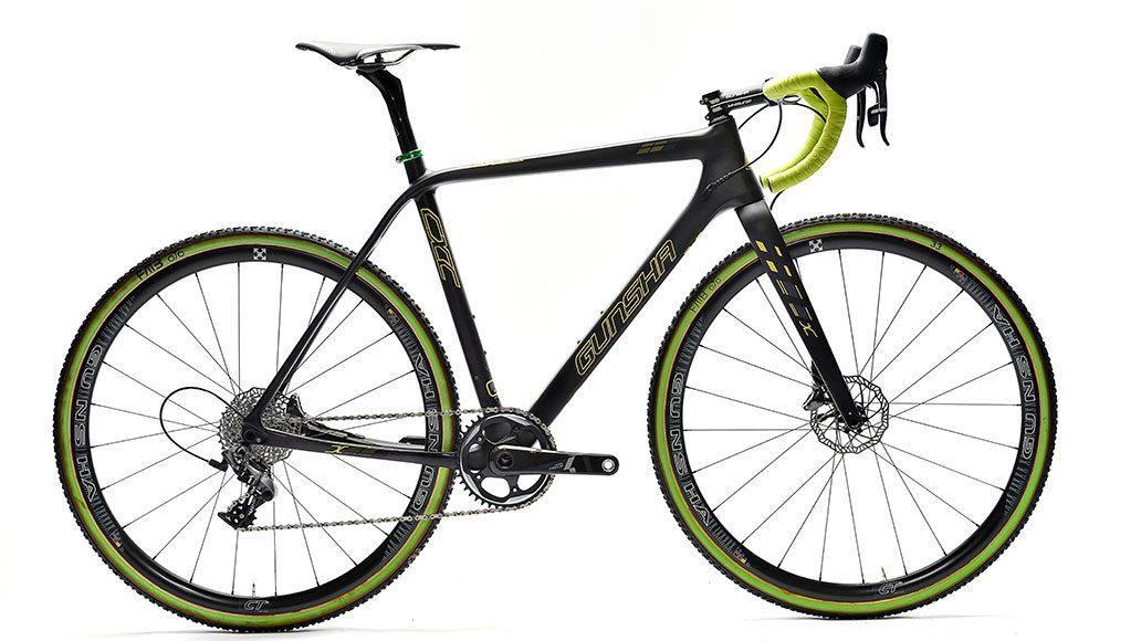 Rennrad, Cyclocrosser. Test