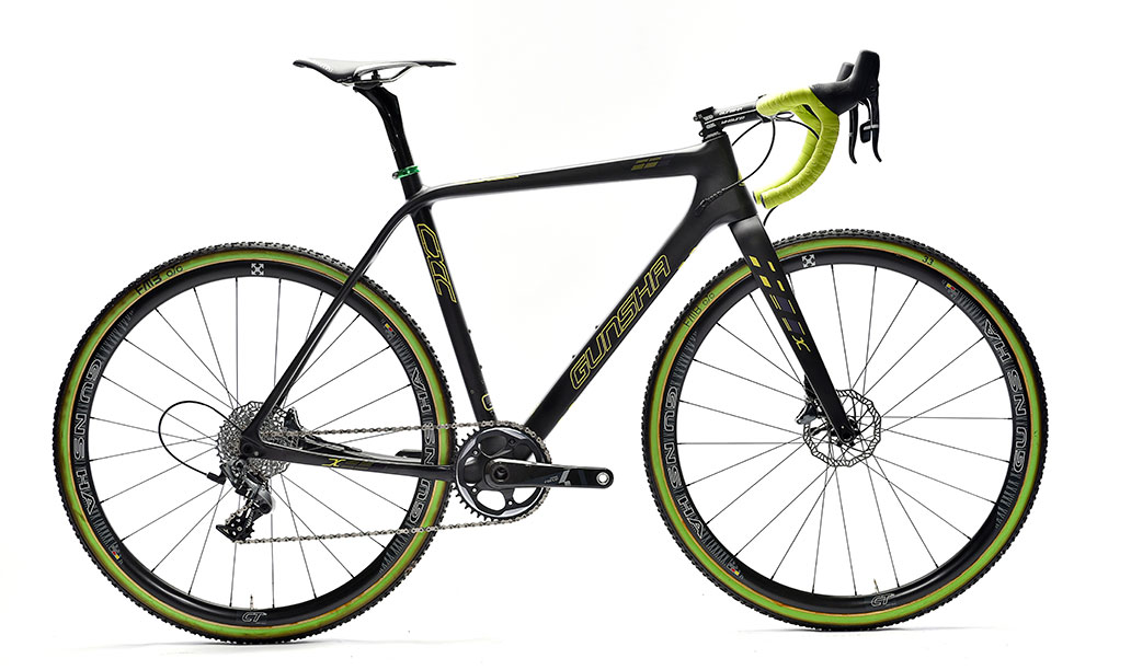 Rennrad, Cyclocrosser. Test
