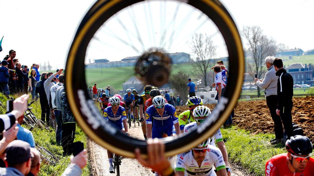 Richtiger Reifendruck Beim Fahrrad Reifen Richtwert Messung