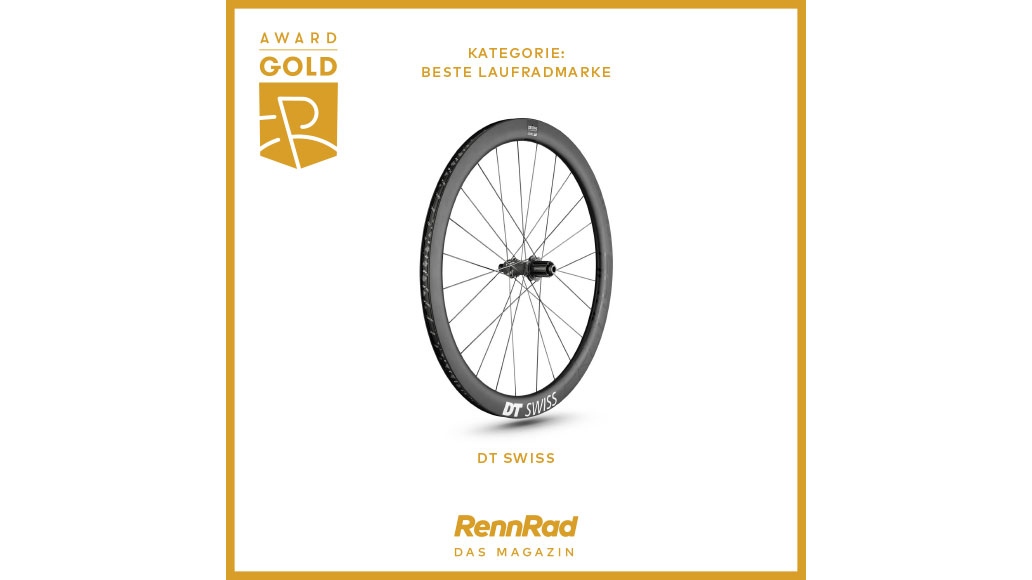 DT Swiss, Laufrad, Best Bike Awards, Rennräder, Rennrad