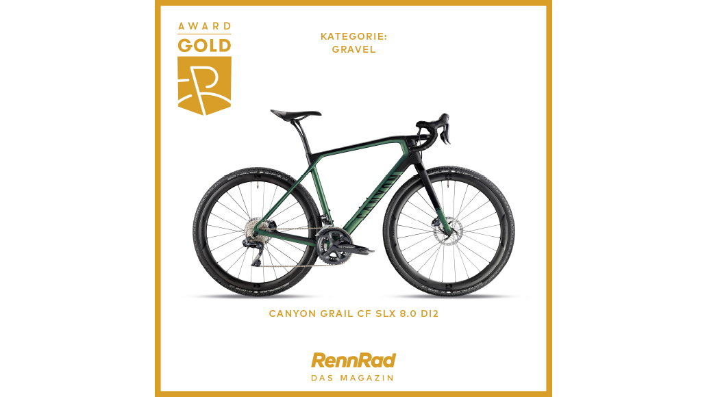 Gravel, Rennrad, Rennräder, Best Bike Award