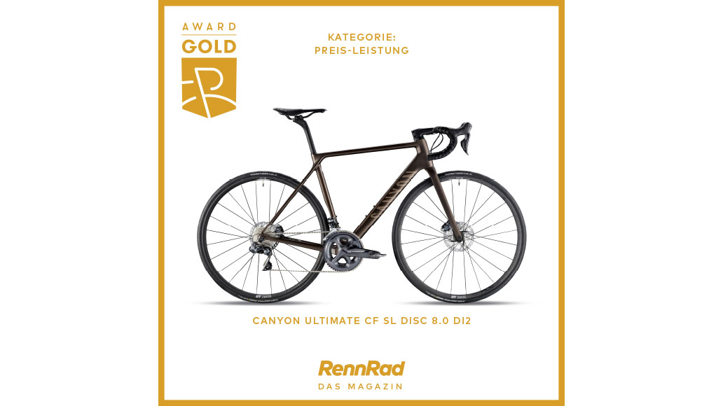 Rennrad, Canyon, Carbon