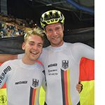 Kluge/Reinhardt, Radsportler des Jahres, Leserwahl