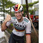 Pascal Ackermann, Radsportler des Jahres, Leserwahl