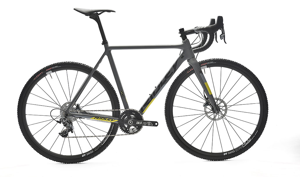 Rennrad, Cyclocrosser, Test