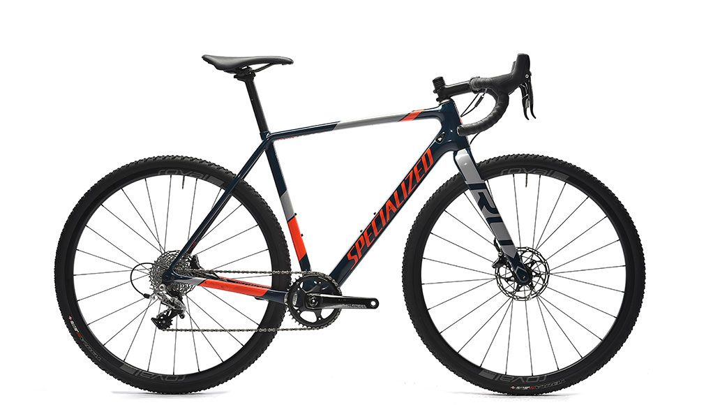 Rennrad, Cyclocrosser, Test
