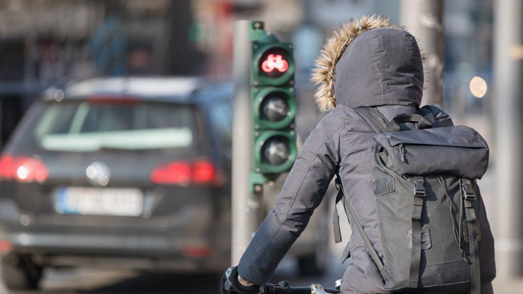 Radfahren-in-der-Stadt