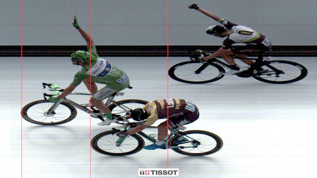 Tour de France 2017: Zielfoto