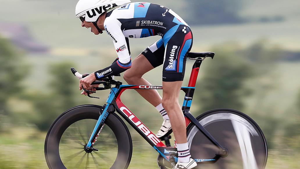 Deutsche Rennradfahrer