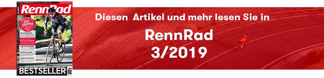 Banner, RennRad, 3/2019, Link, Shop