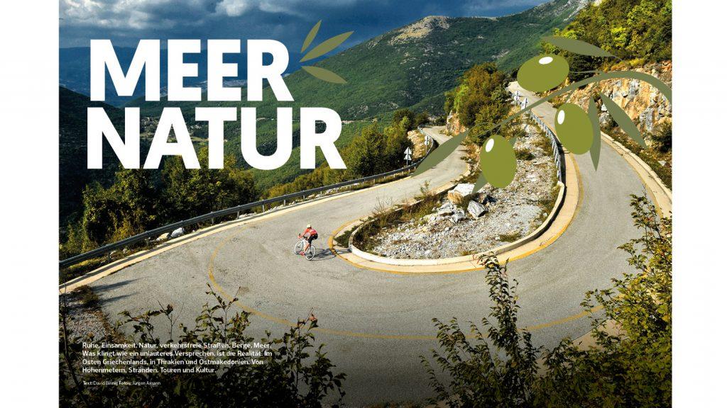 Rennrad Radfahren Griechenland Tipps