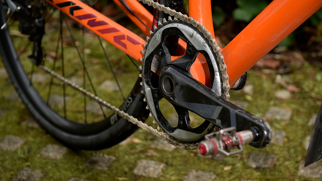 Disc-Schaltgruppen, Sram Force