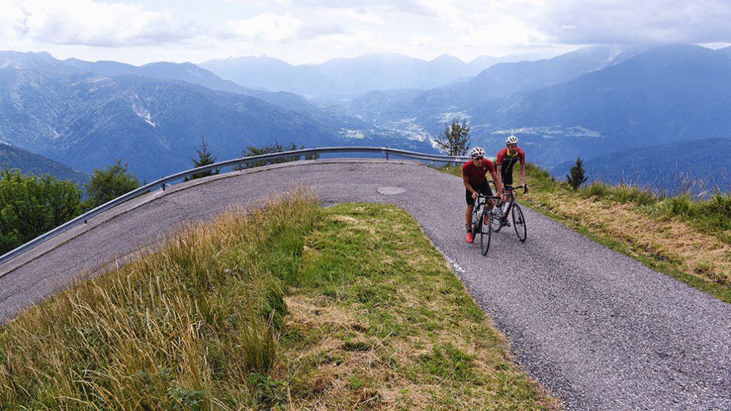 Alpentour Reisebericht Rennrad