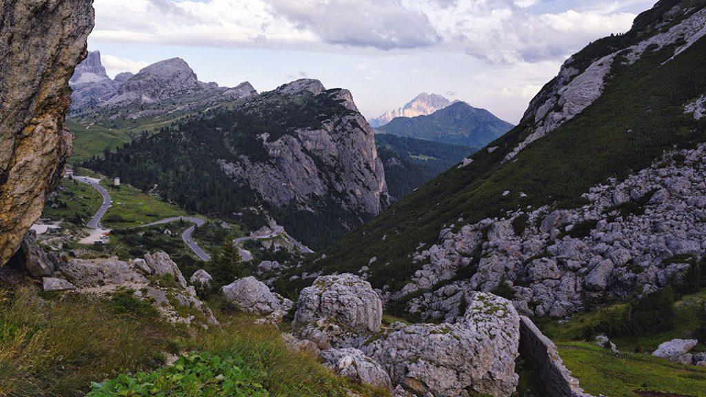 Alpentour Paradis für Rennradfahrer