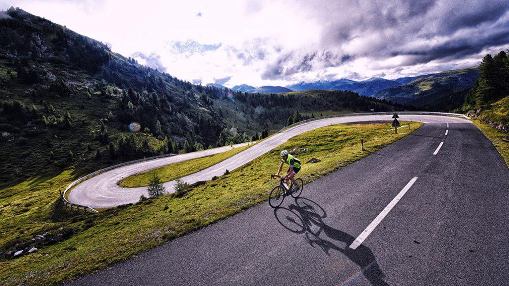 Alpentour mit dem Rennrad