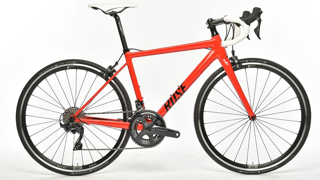 Preiswerte Rennräder, Test