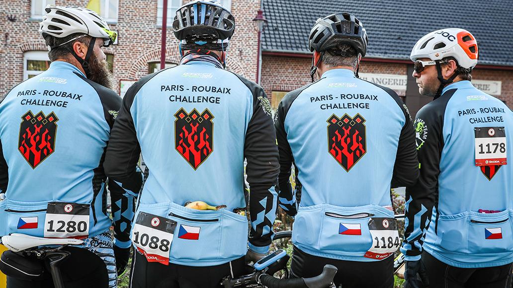 Paris-Roubaix-Challenge