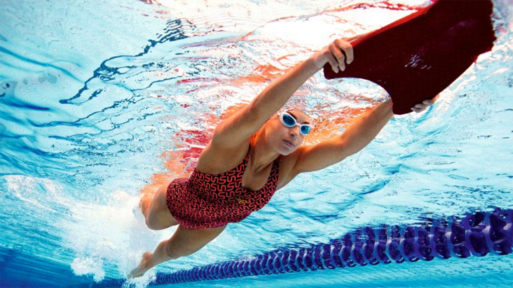Schwimmen, Alternativtraining, Radsport, Winter