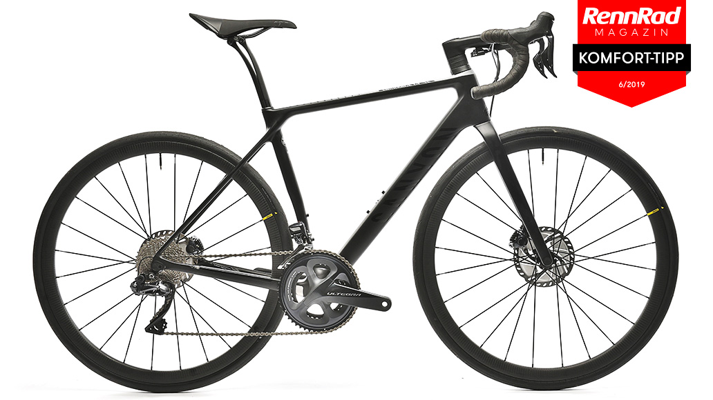 Canyon Endurace CF SL Disc 8.0 Aero Di2
