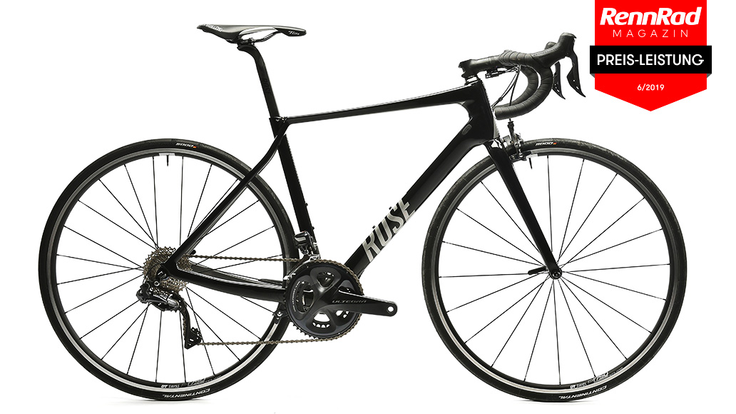 Rose Team GF Four Ultegra Di2