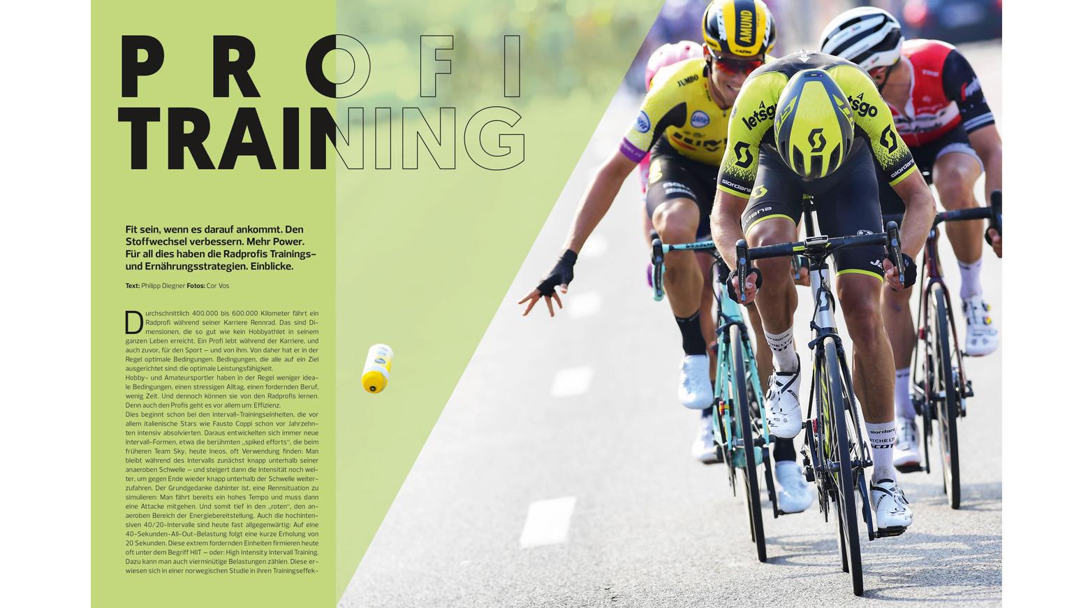 Training-Rennrad-Tipps