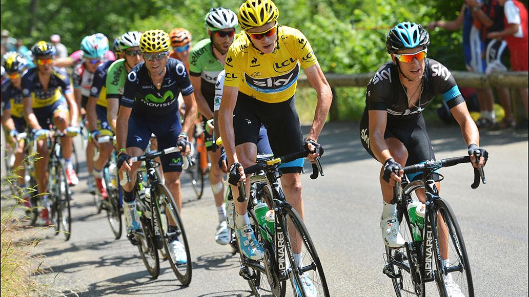 Chris Froome, Tour de France