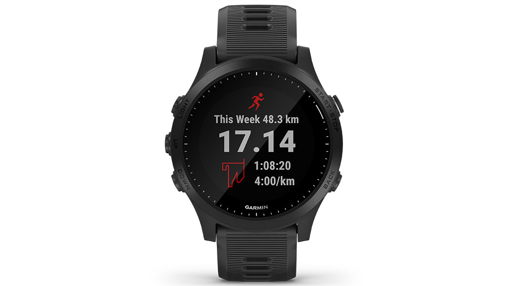 garmin forerunner 945 triathlon uhr im test preis. Black Bedroom Furniture Sets. Home Design Ideas