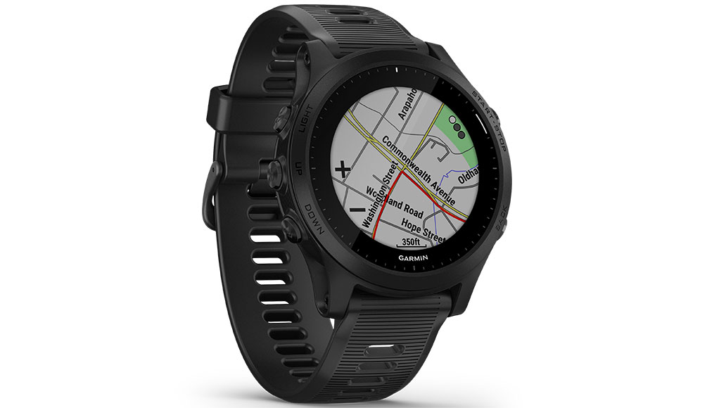 Garmin Forerunner 945, Test, Uhr, Triathlon