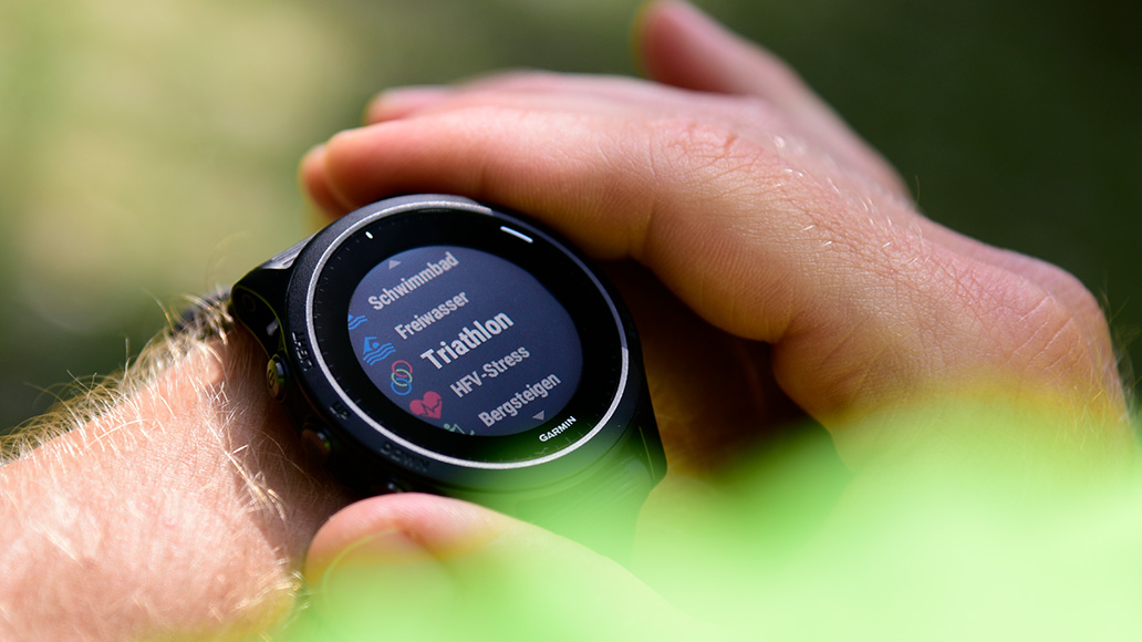 Garmin Forerunner 945, Test