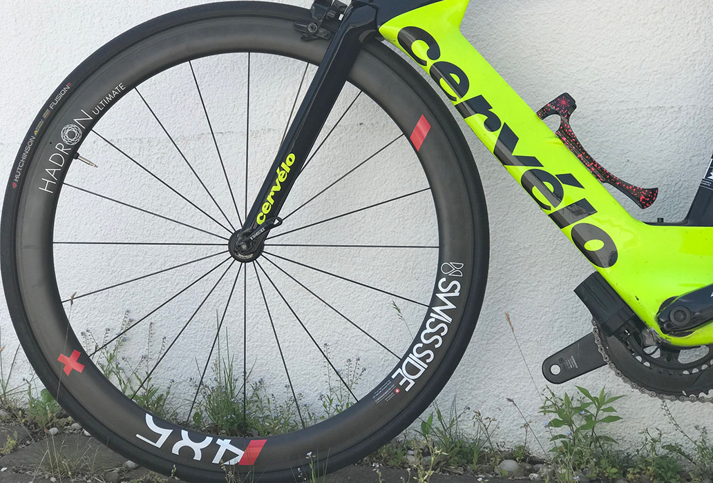 Swiss Side Hadron Ultimate 485