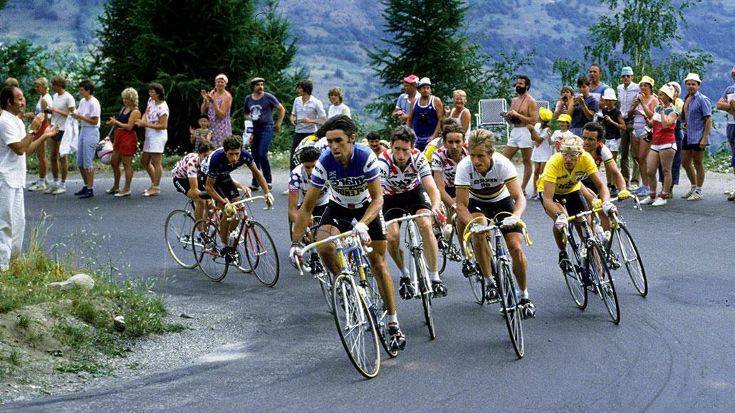 Wertungstrikots, Tour de France 2019