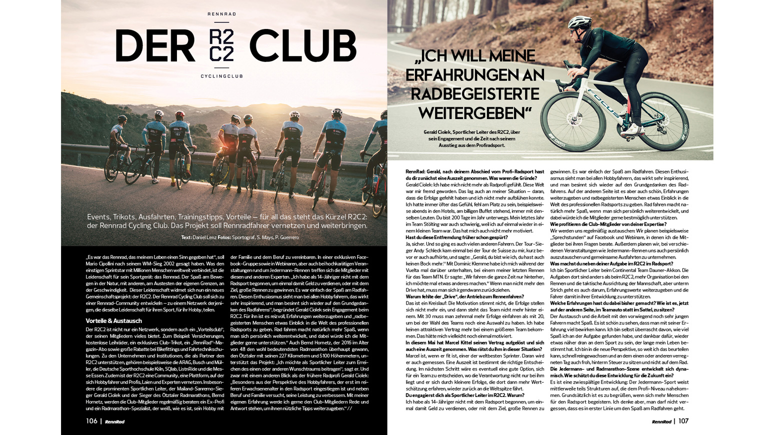 R2C2-Rennrad-Club