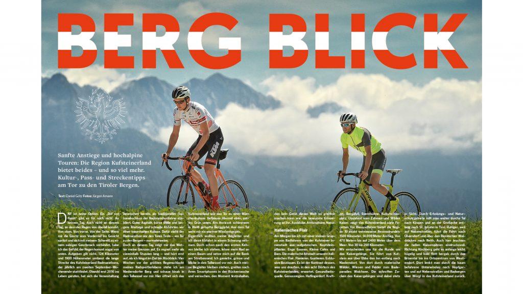Kufsteinerland-Rennrad-Touren