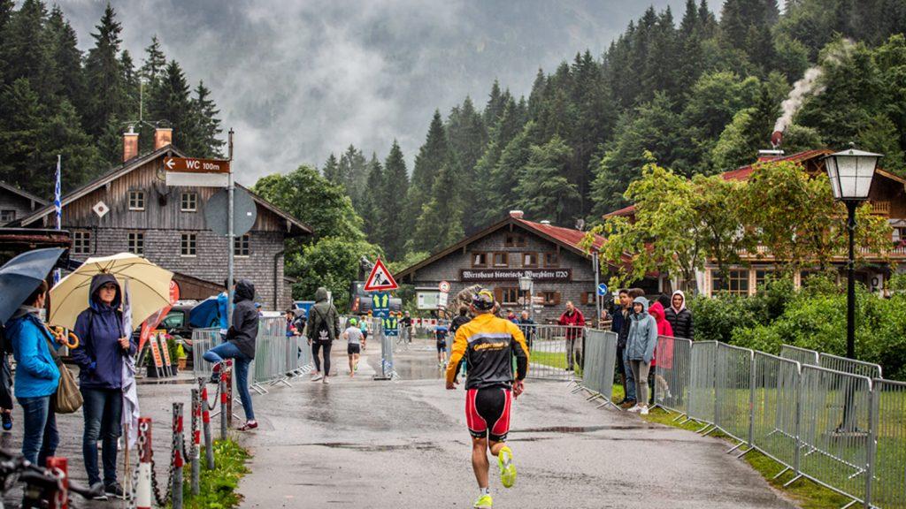 Alpentriathlon-Schliersee