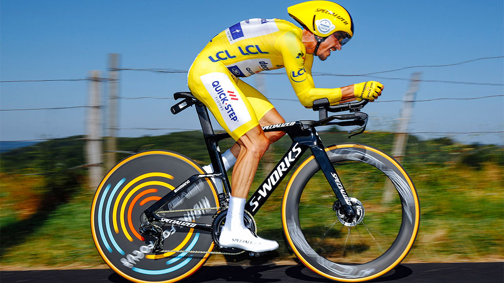 Zeitfahren Tour De France 2021