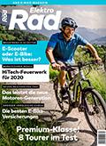 Die ElektroRad 4/2019 erscheint am 9. August 2019.